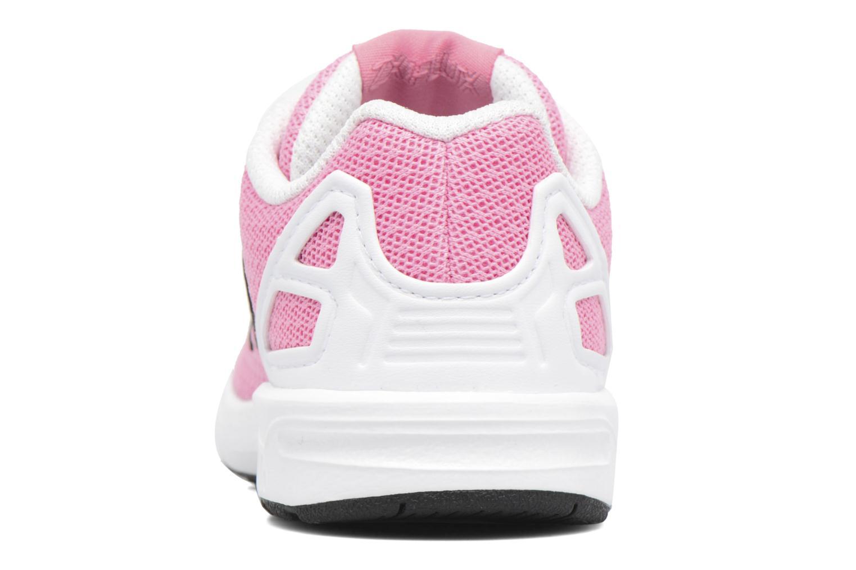 Baskets Adidas Originals Zx Flux El I Rose vue droite