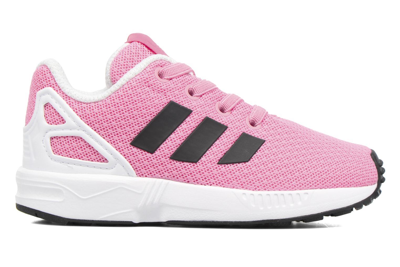 Sneaker Adidas Originals Zx Flux El I rosa ansicht von hinten