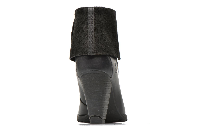 Bottines et boots Timberland Stratham Heigts Noir vue droite