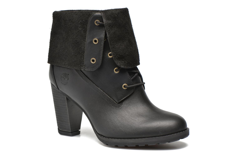 Bottines et boots Timberland Stratham Heigts Noir vue détail/paire