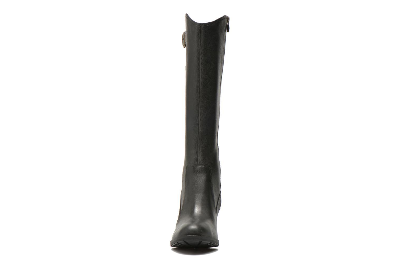 Bottes Timberland Stratham Heights Tal Noir vue portées chaussures