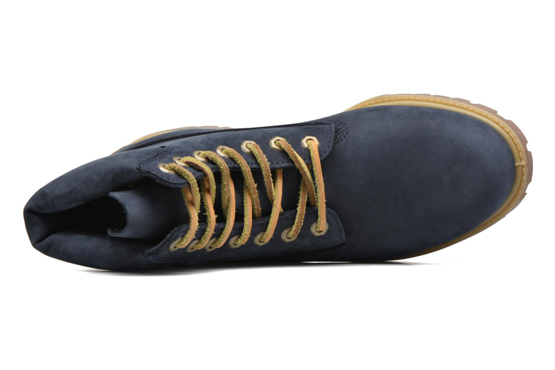 """Stiefeletten & Boots Timberland 6"""" Premium Boot blau ansicht von links"""