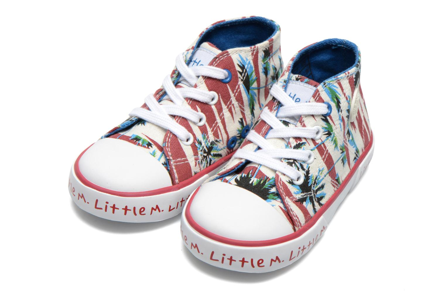 Trainers Little Mary Little Basket Hawai Multicolor 3/4 view