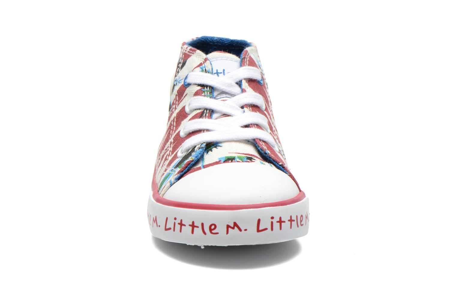 Baskets Little Mary Little Basket Hawai Multicolore vue portées chaussures