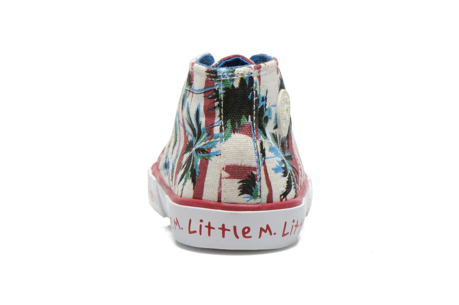 Trainers Little Mary Little Basket Hawai Multicolor view from the right