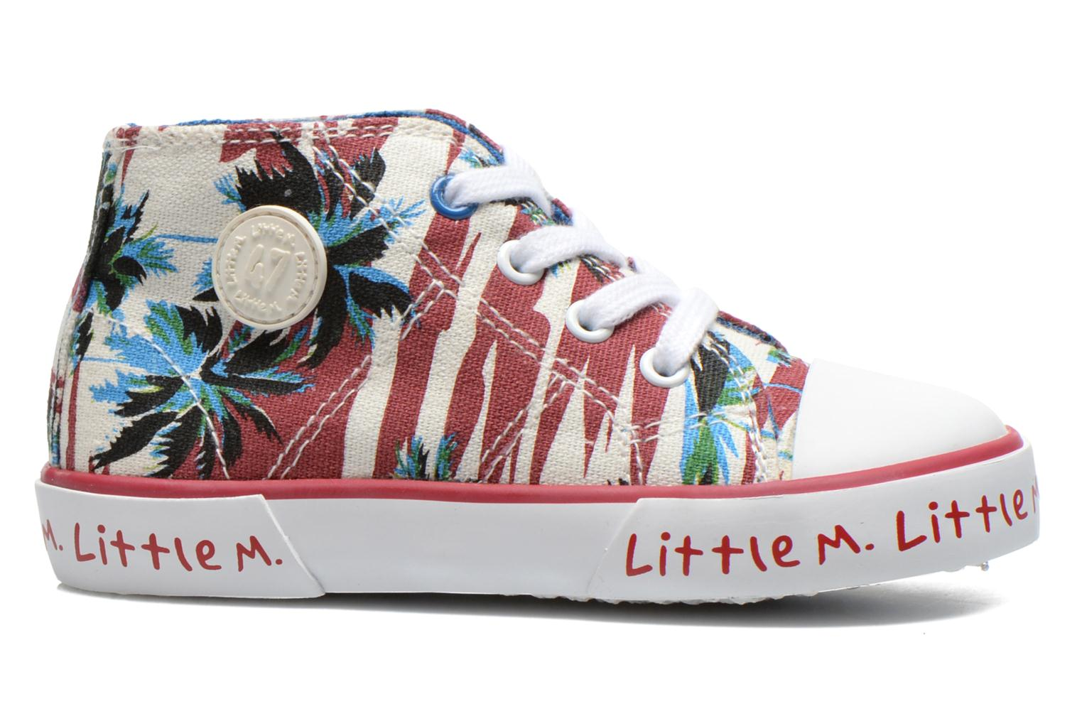 Trainers Little Mary Little Basket Hawai Multicolor back view