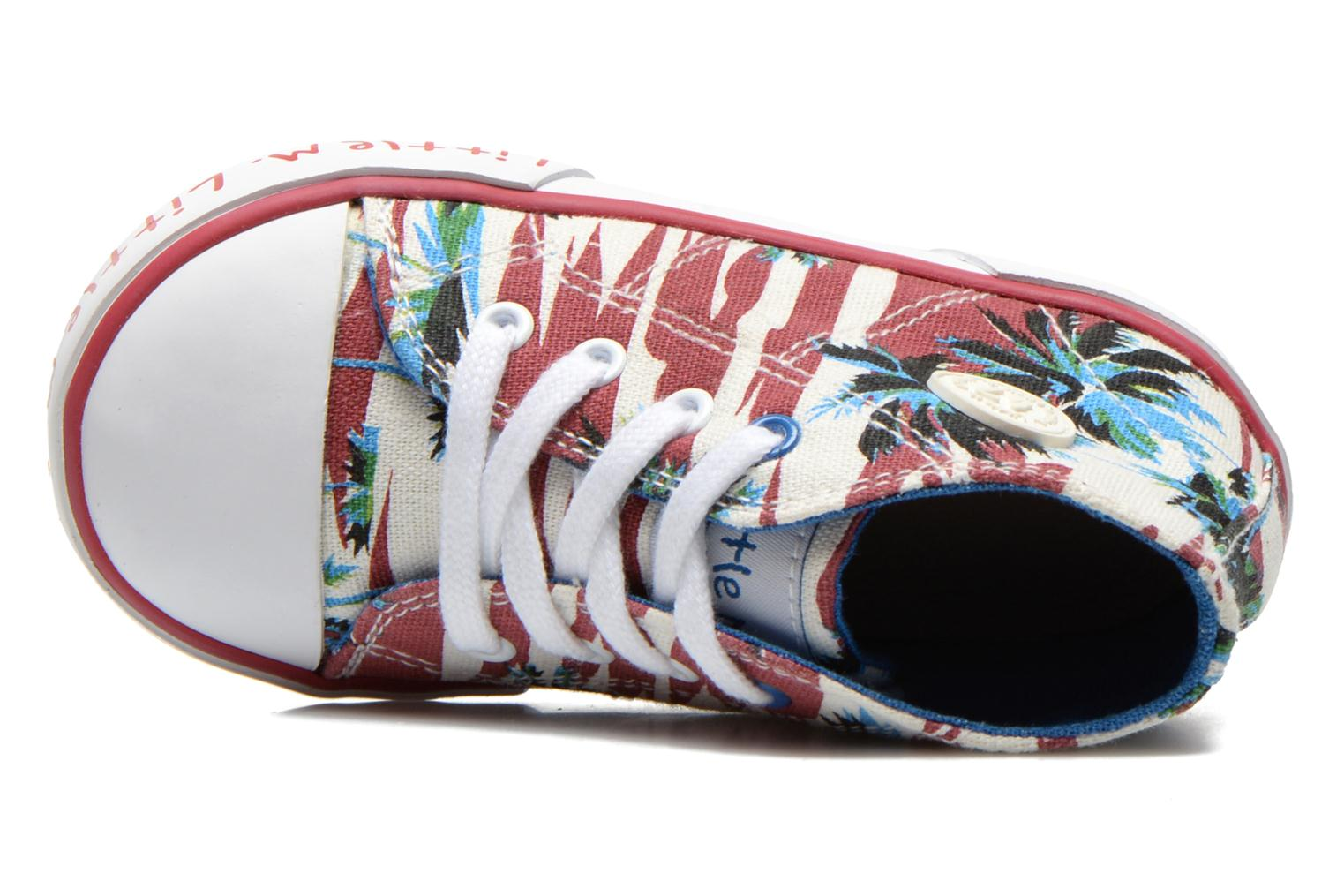 Sneaker Little Mary Little Basket Hawai mehrfarbig ansicht von links