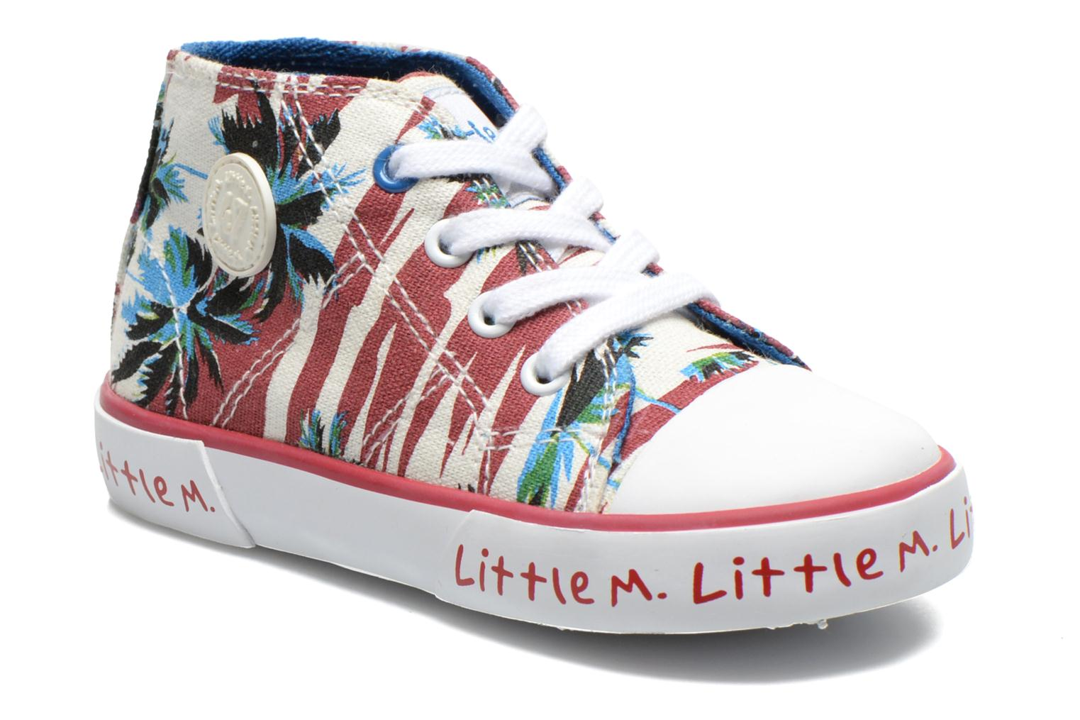 Baskets Little Mary Little Basket Hawai Multicolore vue détail/paire