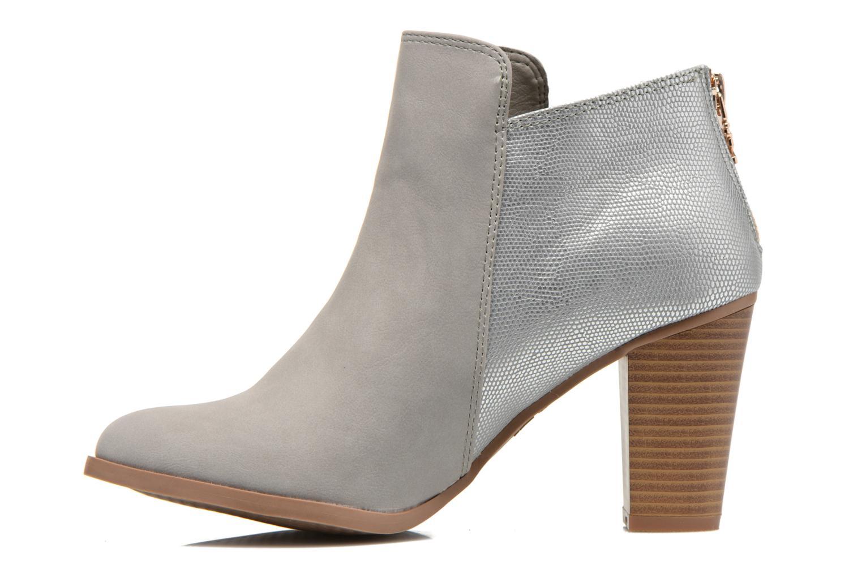 Ankle boots Xti Bonnie 45031 Grey front view