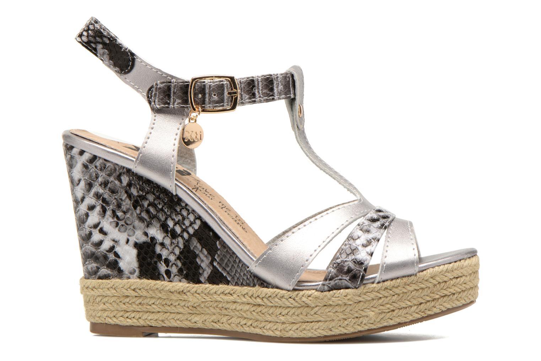 Sandales et nu-pieds Xti Bella 45058 Argent vue derrière