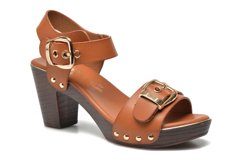 9497a6fd63c4 Xti Bahia 45900 (Marrone) - Sandali e scarpe aperte chez Sarenza ...
