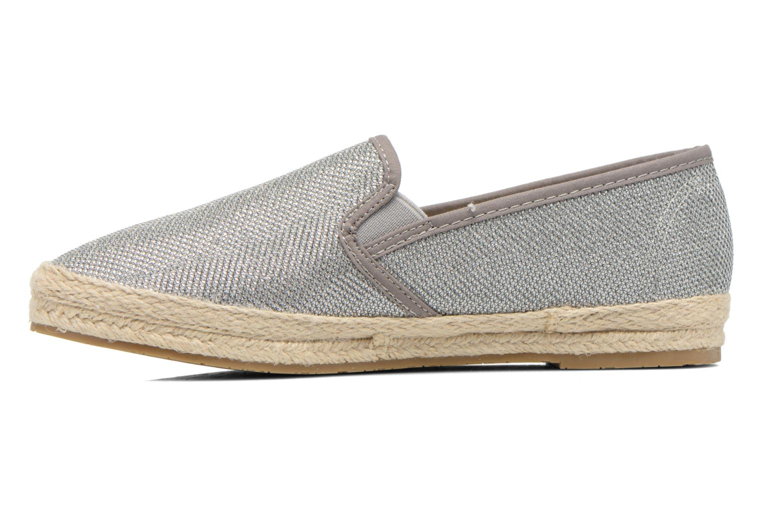 Espadrilles Xti Arianne 45215 Silver front view