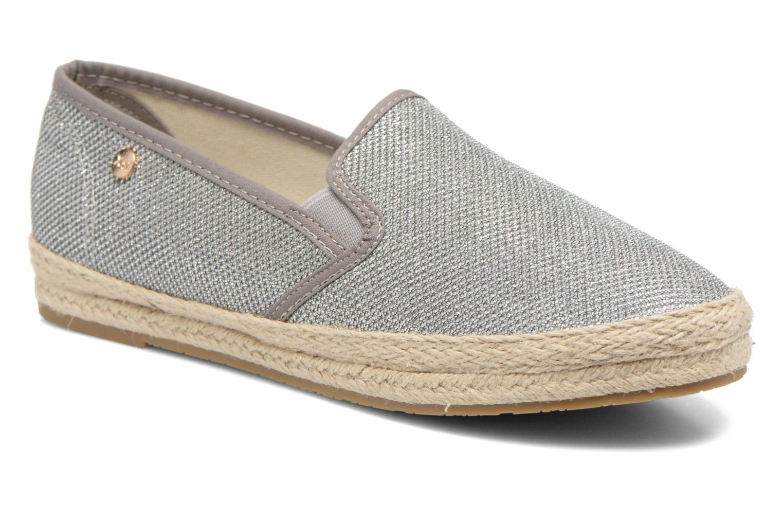 Grandes descuentos últimos zapatos Xti Arianne 45215 (Plateado) - Alpargatas Descuento