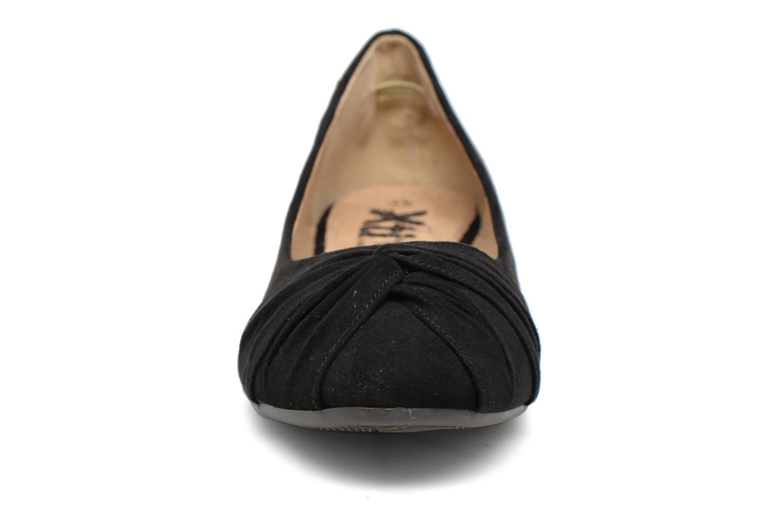 Ballerines Xti Constance 45114 Noir vue portées chaussures