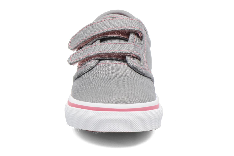Sneaker Vans Atwood V BB grau schuhe getragen