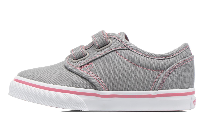 Sneaker Vans Atwood V BB grau ansicht von vorne