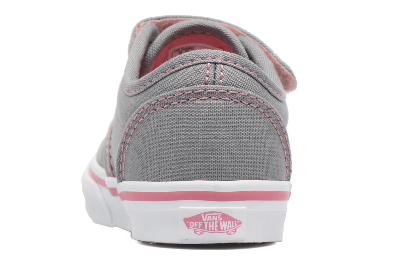 Sneakers Vans Atwood V BB Grå Bild från höger sidan