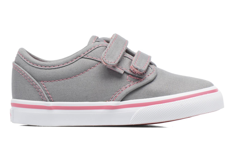Sneaker Vans Atwood V BB grau ansicht von hinten
