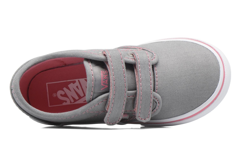 Sneaker Vans Atwood V BB grau ansicht von links