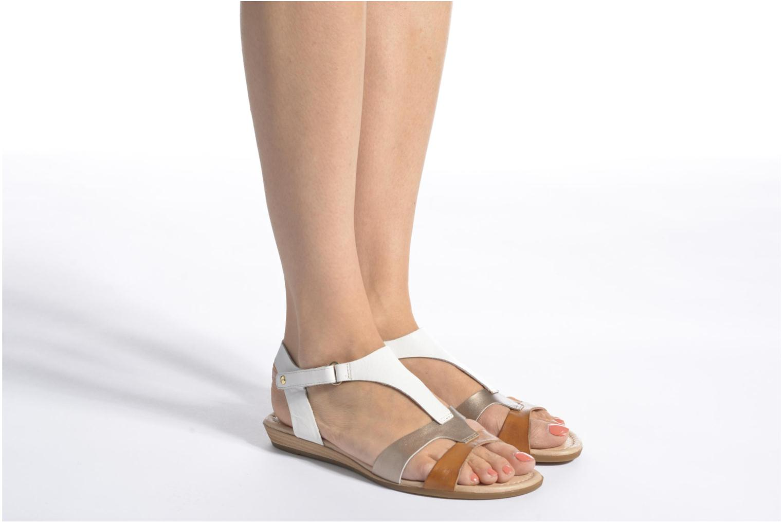 Sandales et nu-pieds Pikolinos Alcudia 816-0752 Multicolore vue bas / vue portée sac