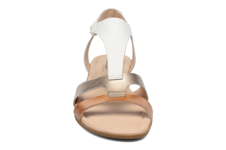 Sandalen Pikolinos Alcudia 816-0752 mehrfarbig schuhe getragen