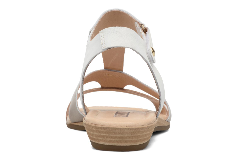 Sandales et nu-pieds Pikolinos Alcudia 816-0752 Multicolore vue droite