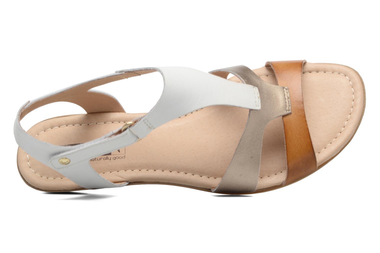 Sandales et nu-pieds Pikolinos Alcudia 816-0752 Multicolore vue gauche