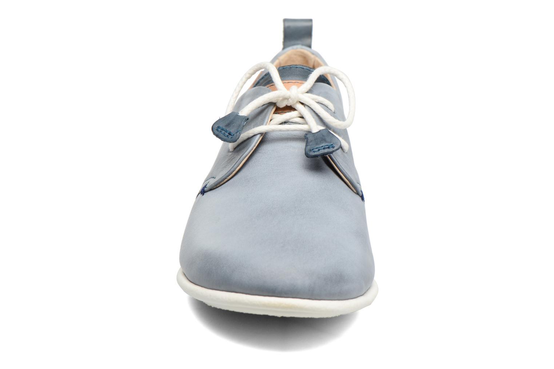 Chaussures à lacets Pikolinos Calabria 917-7123 Bleu vue portées chaussures