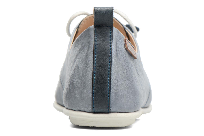 Chaussures à lacets Pikolinos Calabria 917-7123 Bleu vue droite