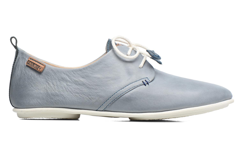 Chaussures à lacets Pikolinos Calabria 917-7123 Bleu vue derrière