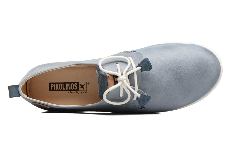 Chaussures à lacets Pikolinos Calabria 917-7123 Bleu vue gauche