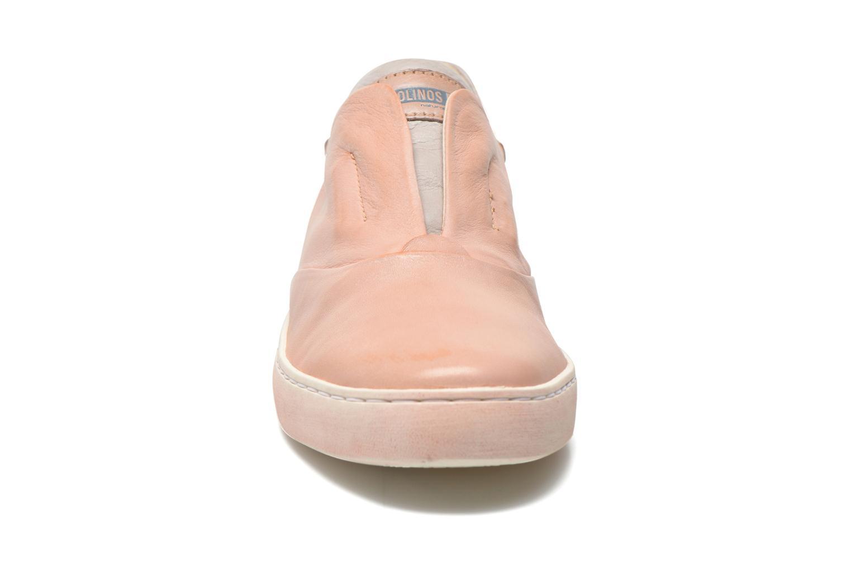 Sneaker Pikolinos Yorkville W0D-6532KR rosa schuhe getragen