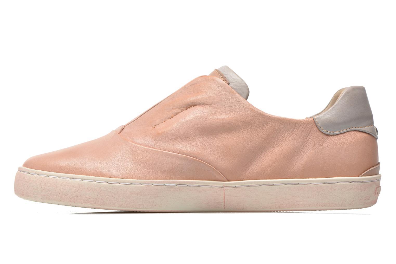 Sneaker Pikolinos Yorkville W0D-6532KR rosa ansicht von vorne