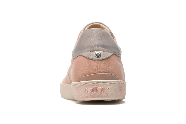 Sneaker Pikolinos Yorkville W0D-6532KR rosa ansicht von rechts