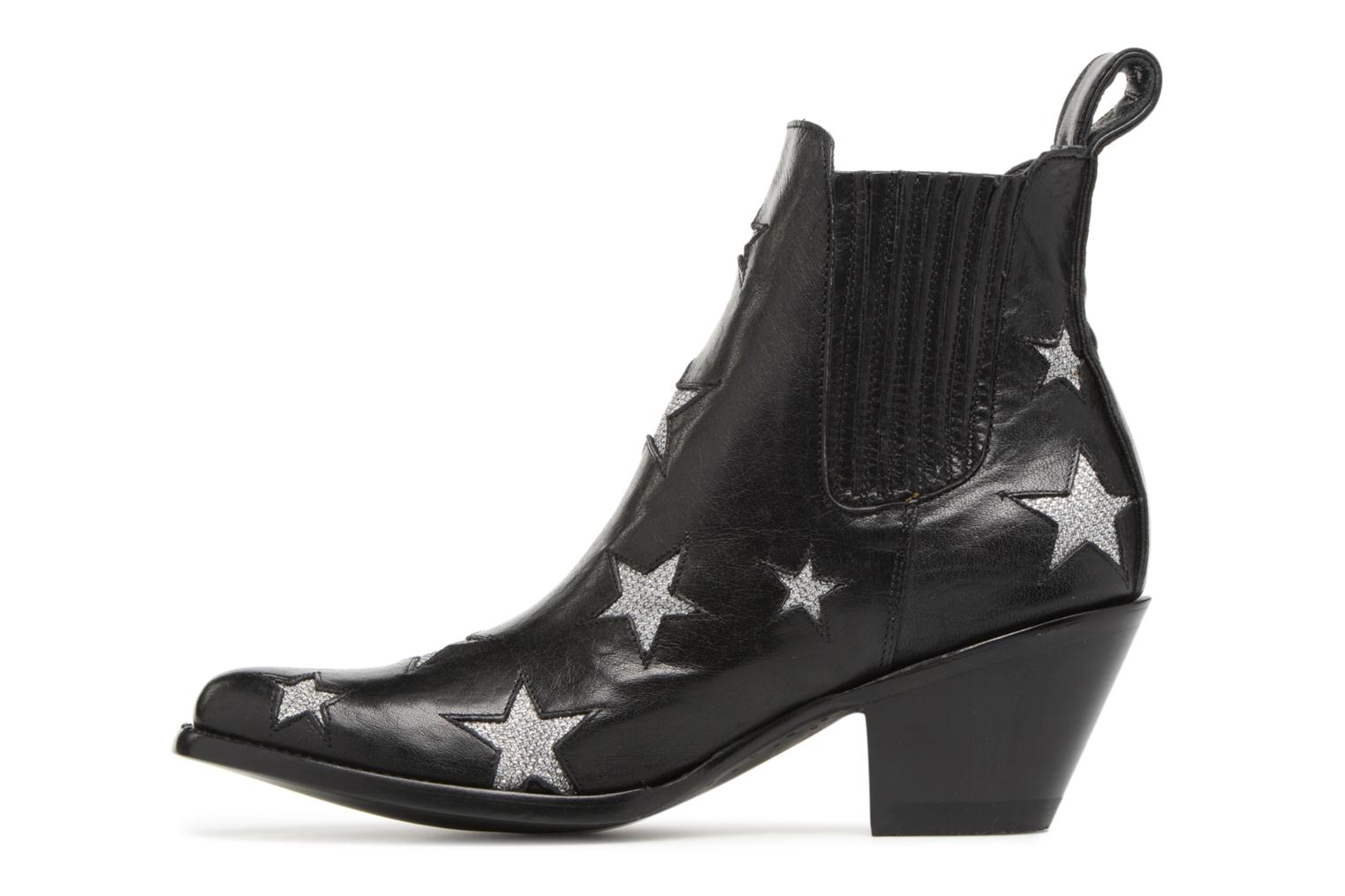 Ankle boots Mexicana Circus Black front view