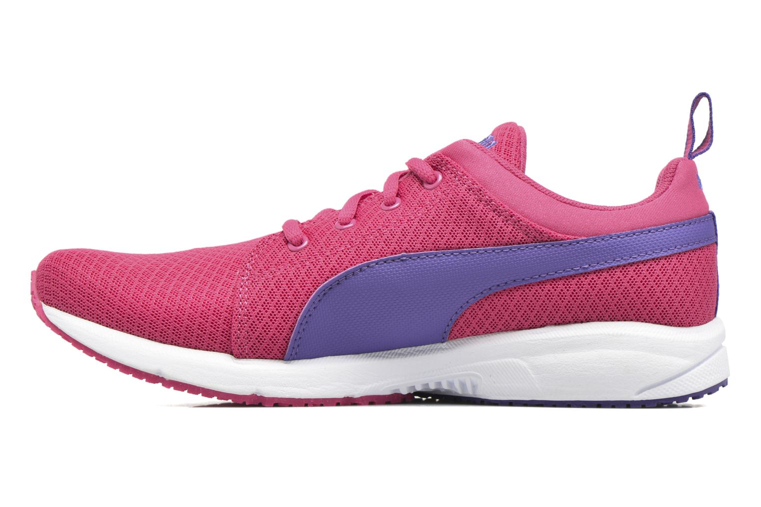 Trainers Puma Jr Carson Runner Purple front view