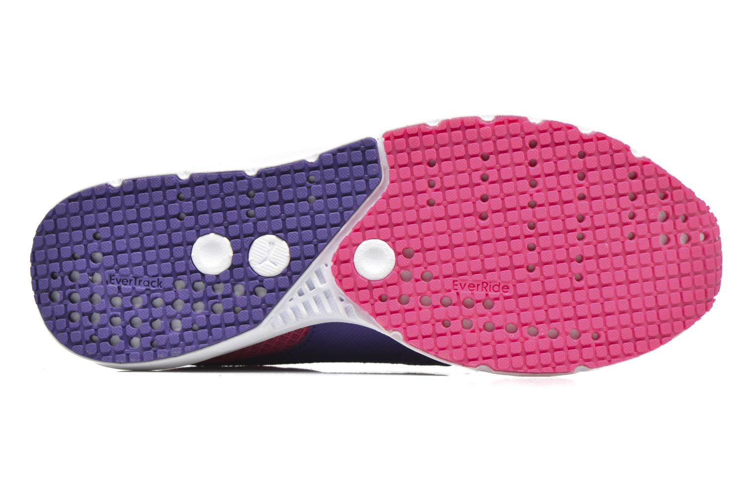 Trainers Puma Jr Carson Runner Purple view from above
