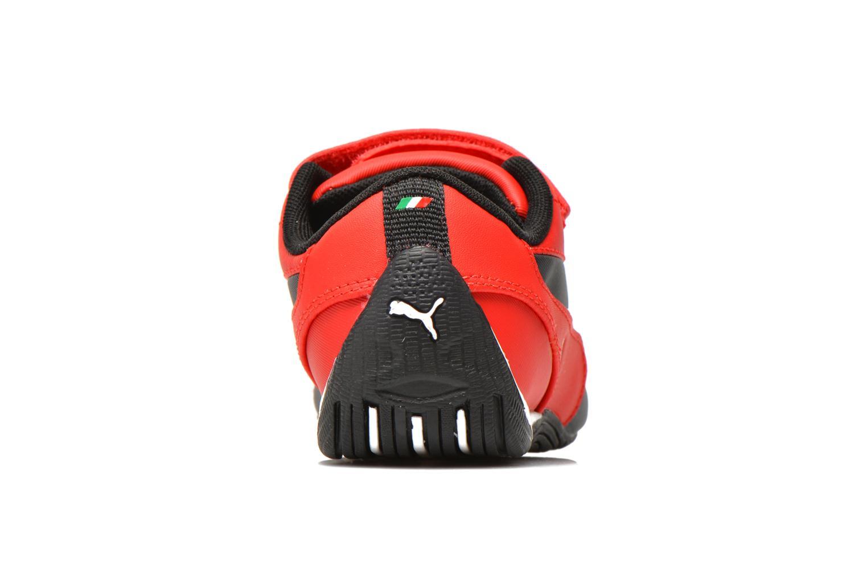Baskets Puma Kds Drift Cat5 L Sf V Rouge vue droite