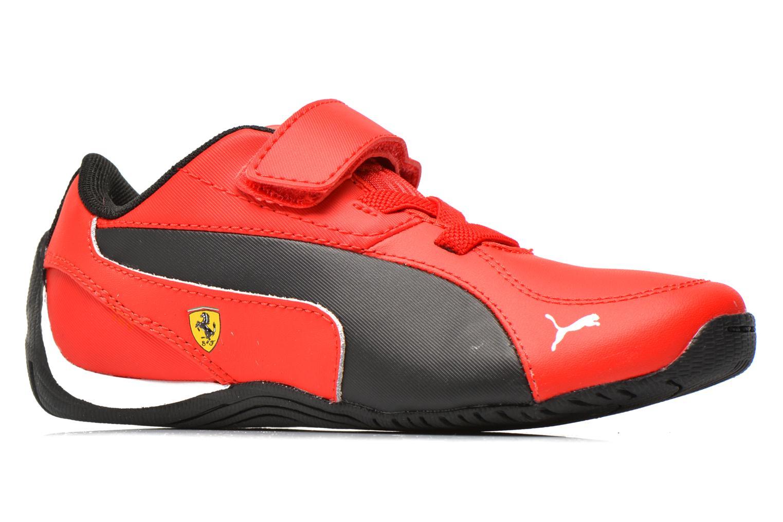 Sneaker Puma Kds Drift Cat5 L Sf V rot ansicht von hinten