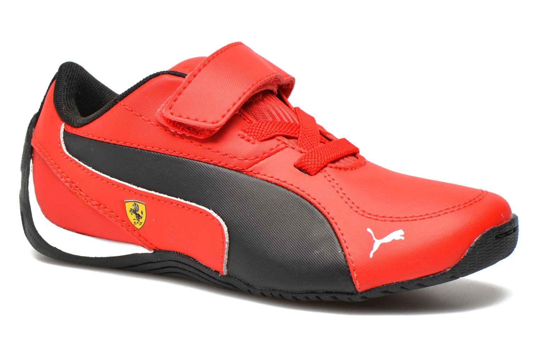 Sneaker Puma Kds Drift Cat5 L Sf V rot detaillierte ansicht/modell