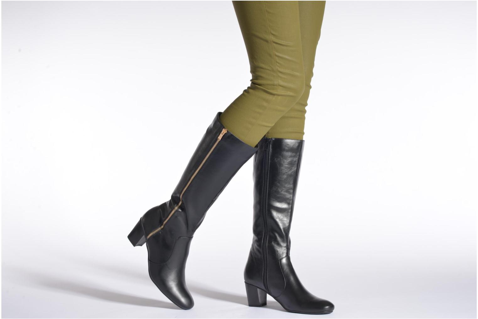 Boots & wellies Enza Nucci Clara Brown view from underneath / model view