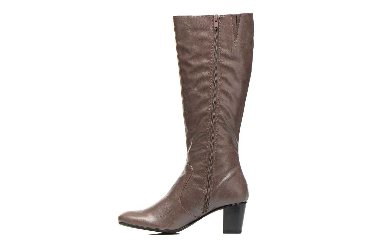 Boots & wellies Enza Nucci Clara Brown front view