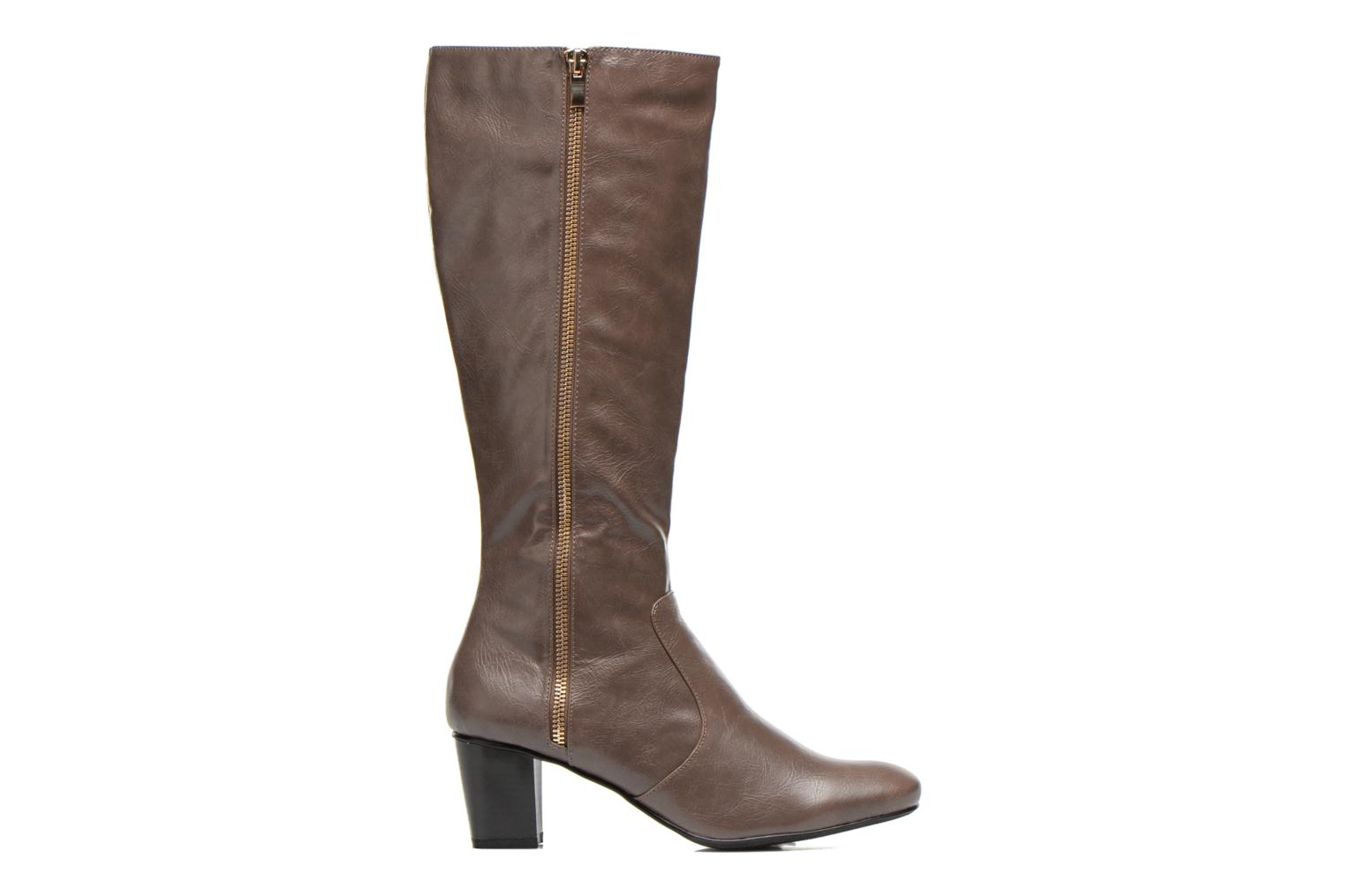 Boots & wellies Enza Nucci Clara Brown back view