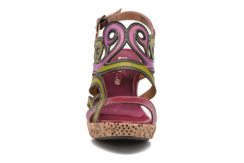 Sandals Laura Vita Vessa Multicolor model view