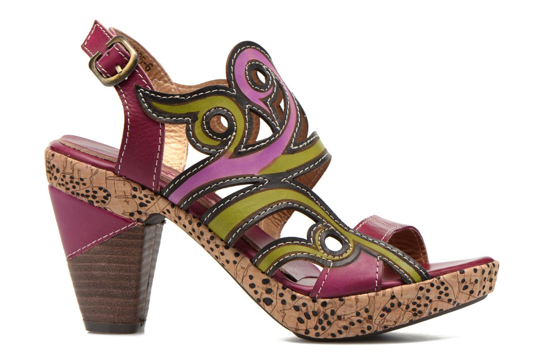 Sandals Laura Vita Vessa Multicolor back view