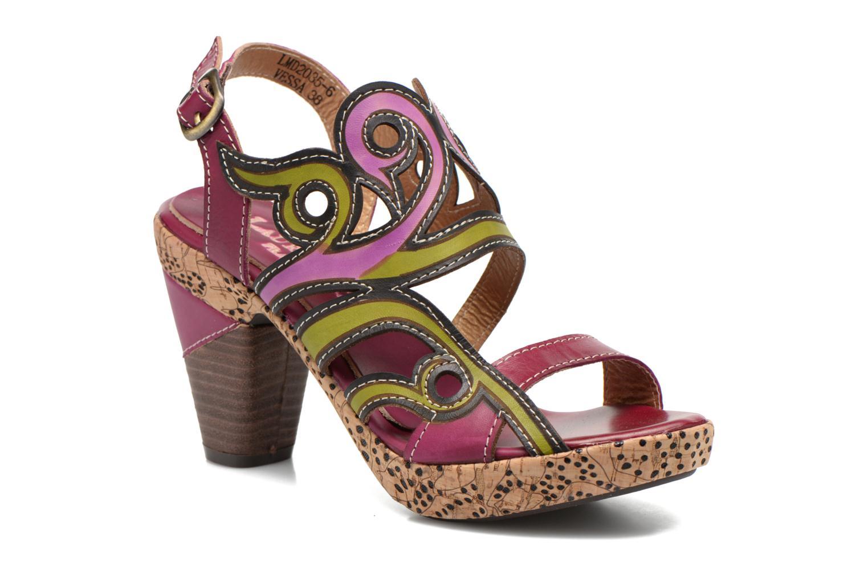 Vessa - Sandales Pour Les Femmes / Multicolore Laura Vita sgcVlEFisi