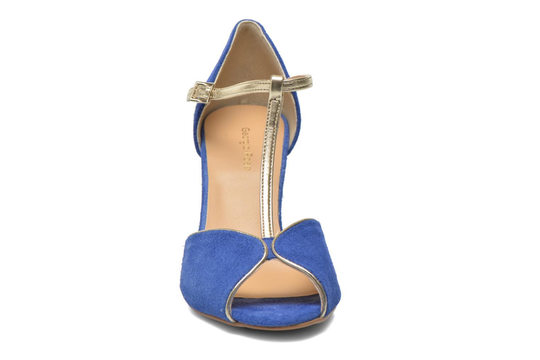 Escarpins Georgia Rose Gitango 2 Bleu vue portées chaussures