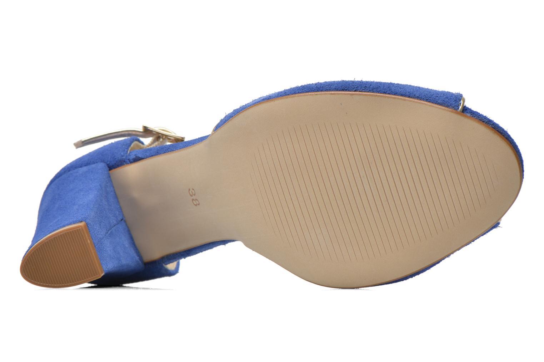 Décolleté Georgia Rose Gitango 2 Azzurro immagine dall'alto