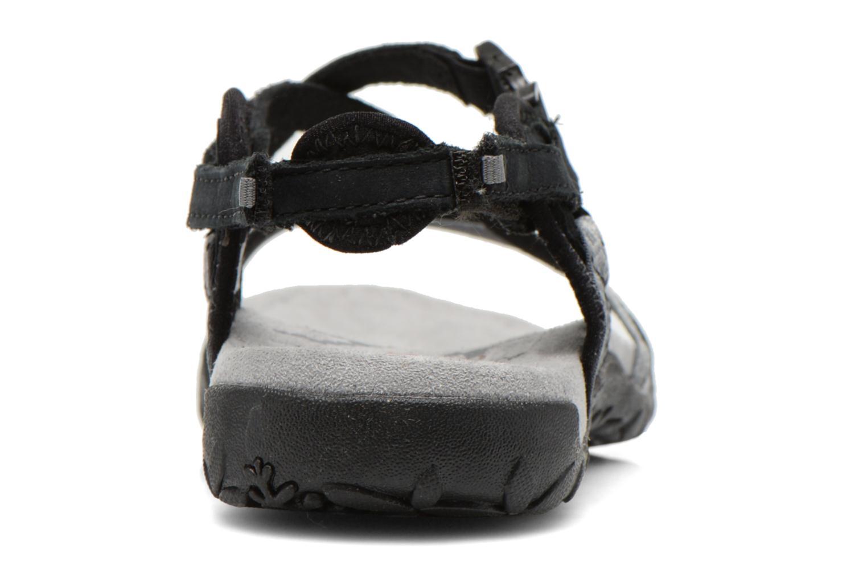Zapatillas de deporte Merrell Terran Lattice II Negro vista lateral derecha