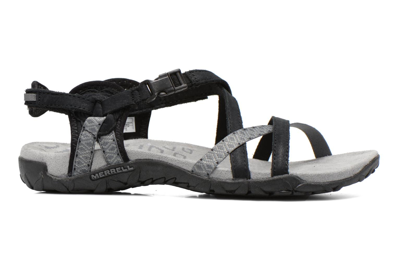 Zapatillas de deporte Merrell Terran Lattice II Negro vistra trasera